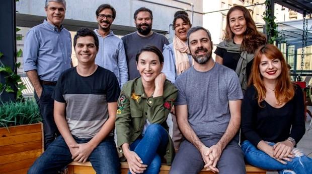 Equipe da RedeDots, finalista da competição global do MIT (Foto: Divulgação)