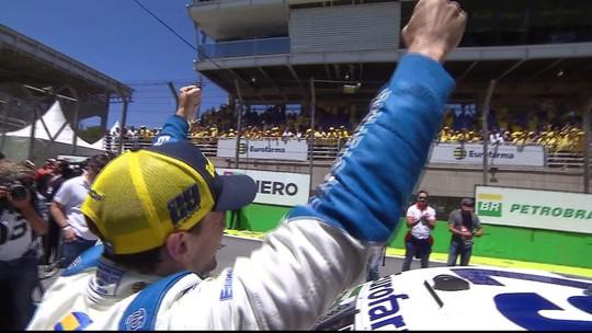 Os melhores momentos da corrida que sacramentou o bicampeonato de Daniel Serra na Stock Car