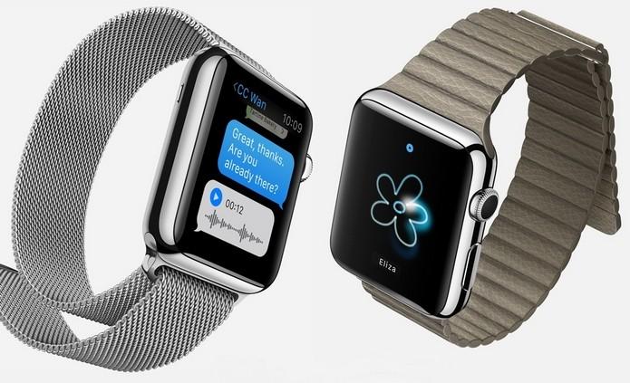 Presente no Apple Watch, safira é mais resistente que Gorilla Glass (Foto: Divulgação/Apple)