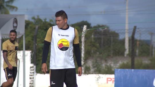 Botafogo-PB tenta recuperar o atacante para a próxima temporada. Preparador  físico informa que o próximo passo é trabalhar para fortalecer a  musculatura do ... 047051200c1ed