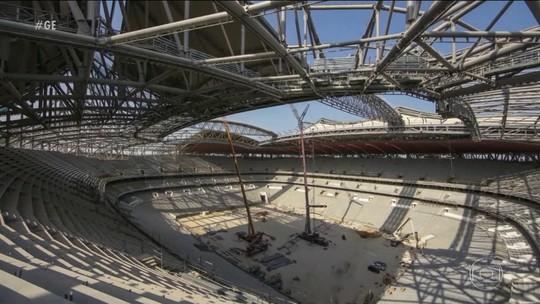 Catar revela projeto do estádio mais importante da Copa de 2022