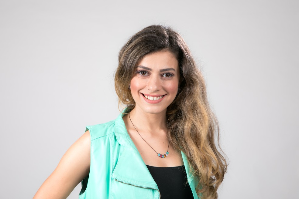 Sofia Moreno é participante da 9ª temporada do 'The Voice Brasil' — Foto: Isabella Pinheiro/Gshow