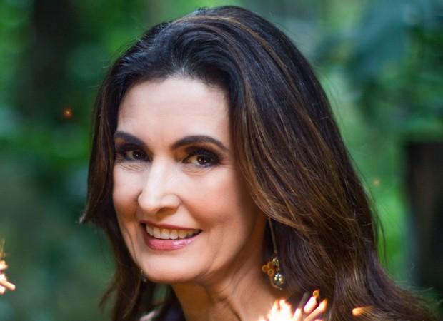 Fátima Bernardes (Foto: Raquel Cunha/TV Globo)