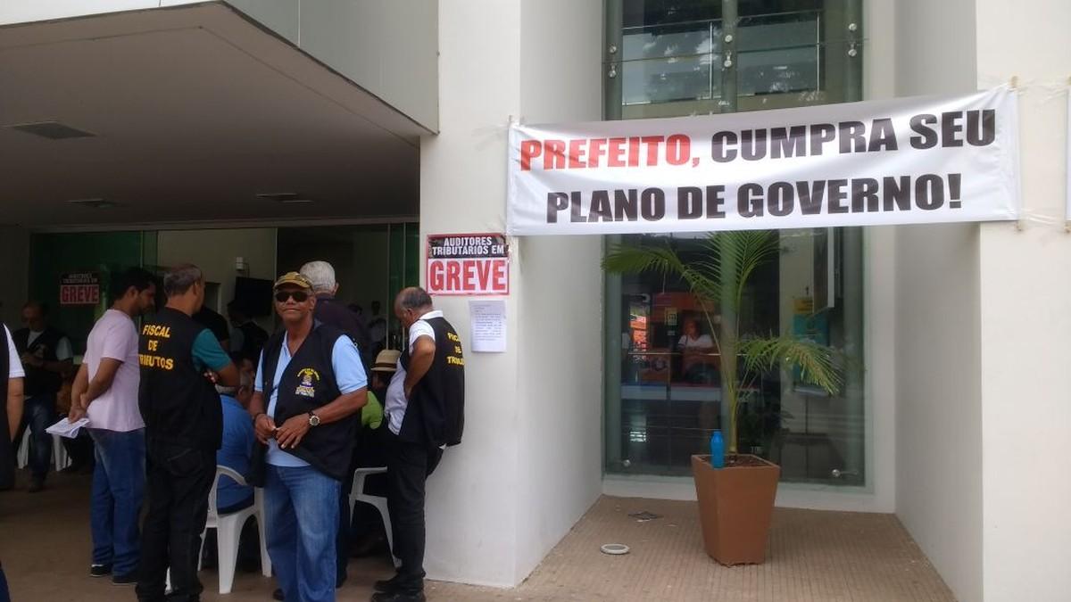 Auditores tributários enviam contraproposta e suspendem greve temporariamente em Rio Branco