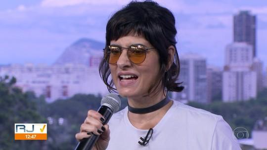 Entrevista com Fernanda Abreu
