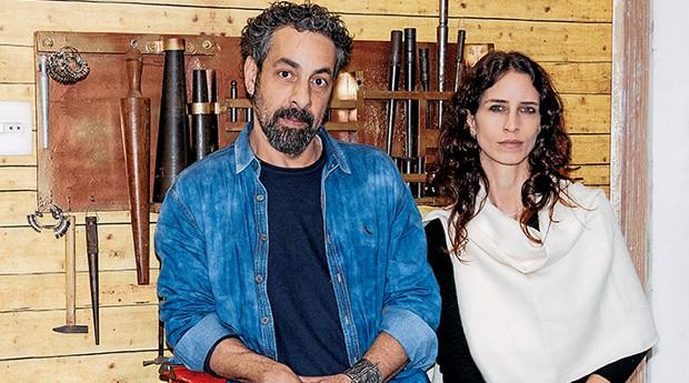 Flavio Franco e Barbara Guth: uma nova forma de vender alianças (Foto: Vitor Jardim)