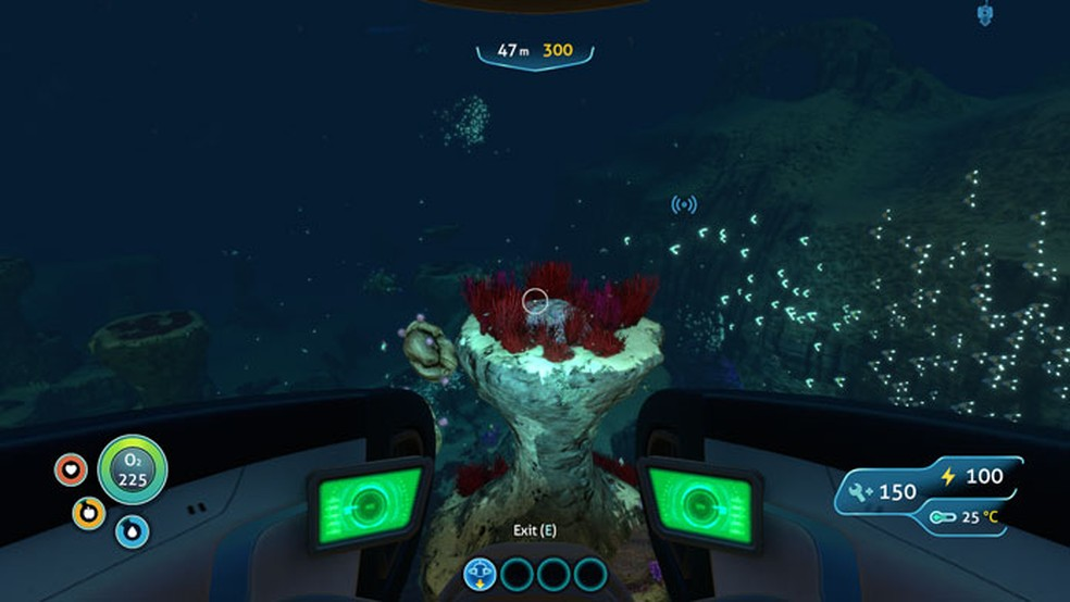 how to use itanium in titanium ingot subnautica
