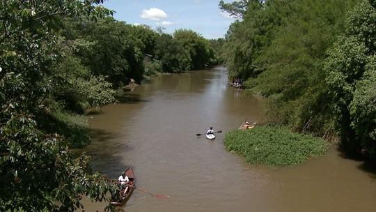 Esporte aproximou barbeiro de um dos principais rios da região de Campinas