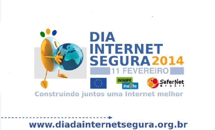 Dia Mundial da Internet Segura tem como objetivo alertar os internautas (Reprodução/SaferNet)
