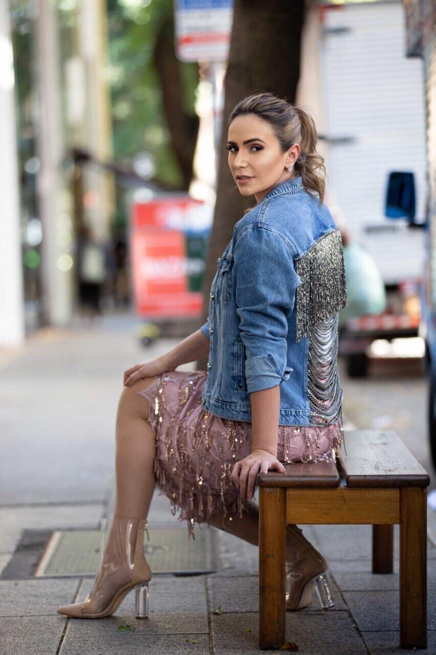 A personal stylist Roze Motta (Foto: Reprodução/Instagram)