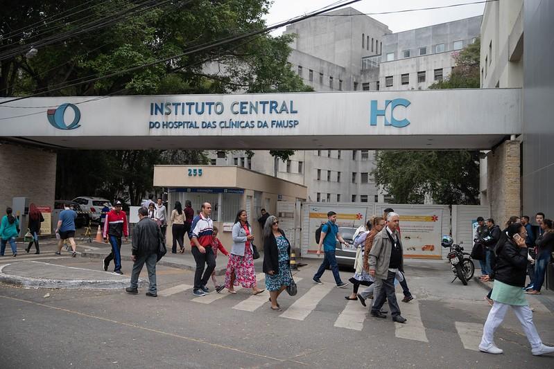 Médicos do HC vão acompanhar pacientes graves recuperados da Covid-19 em SP para estudar possíveis sequelas da doença