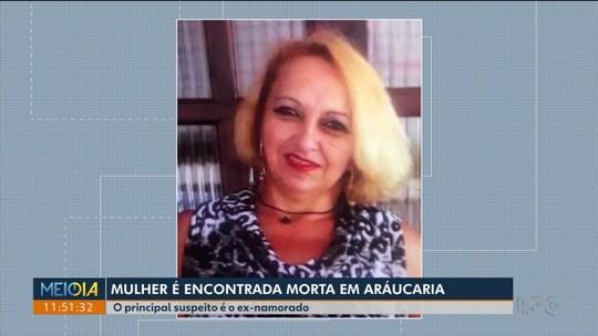 Mulher é morta esfaqueada dentro de casa, em Araucária