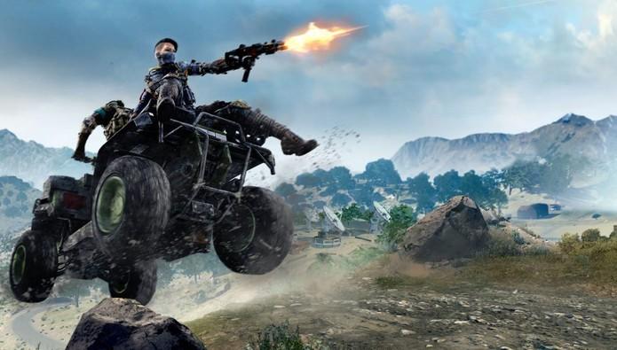 Call of Duty: Black Ops 4 (Foto: Divulgação)