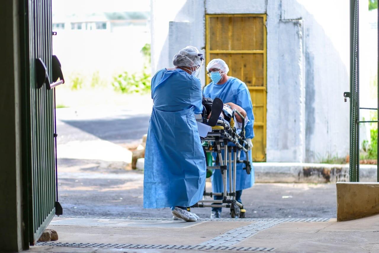 Piauí ultrapassa 30 mil casos confirmados de coronavírus e chega a 896 óbitos