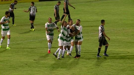Altos x ABC - Copa do Nordeste 2020 - globoesporte.com