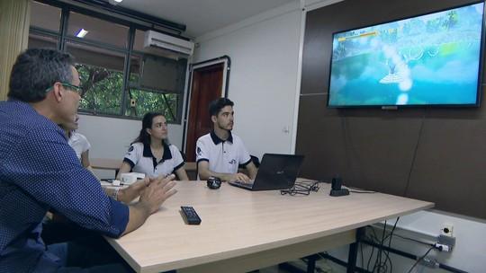 Fisioterapia por meio de videogame para pacientes que tiveram AVC