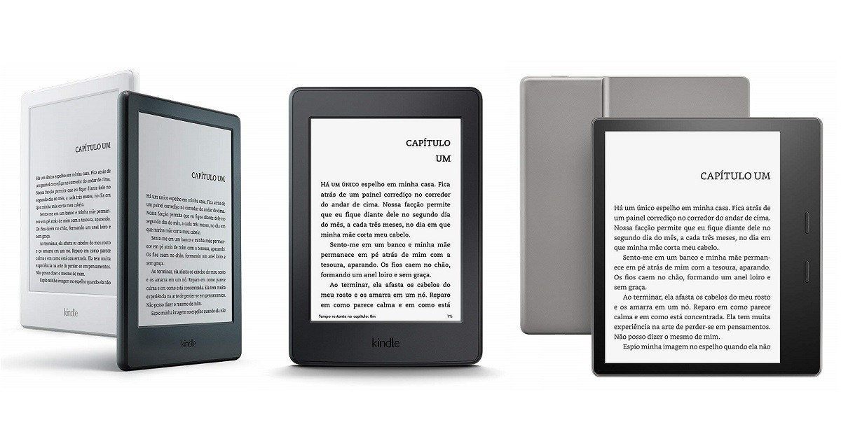 Kindle (Foto: Amazon)