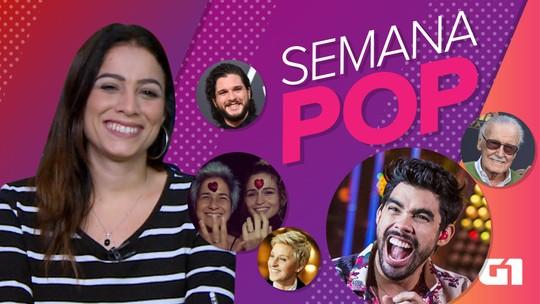 Semana Pop tem luto por Gabriel Diniz, 'rehab' de Jon Snow e casamento entre famosas