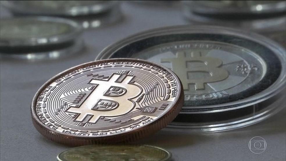 Bitcoin precisa ser declarada no IR (Foto: Reprodução/Globo)
