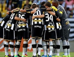 jogadores botafogo Atlético-MG (Foto: Satiro Sodré / SSPress)
