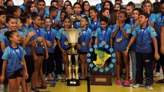 Bicampeão, IDFG domina noite de premiação dos Jogos Escolares TV Sergipe