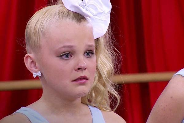Jojo Siwa no reality show Dance Moms (Foto: Divulgação / Lifetime)
