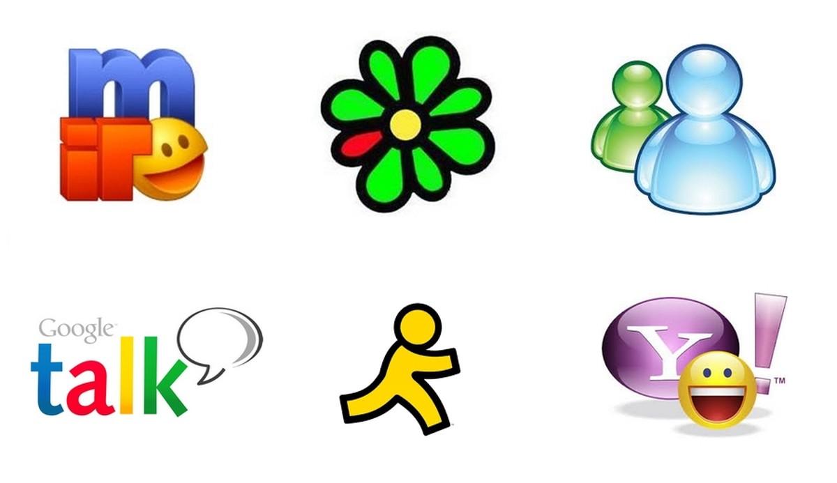 Seis mensageiros para PC que todo mundo usava nos anos 2000