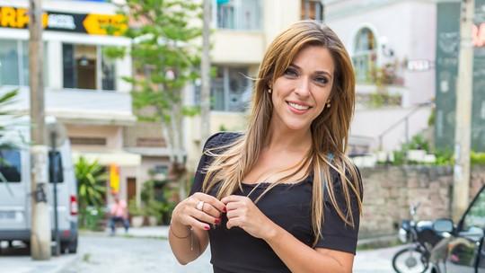 Sucesso em 'Rock Story', Júlia Rabello comenta seu momento de vida: 'O trabalho me traz uma felicidade plena'