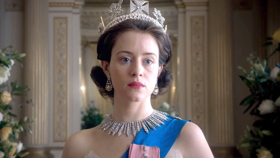 Cena de 'The Crown', nova série do Netflix — Foto: Divulgação