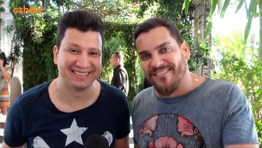 'Resenha' com Cleber e Cauan em Fortaleza