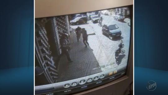 Policial militar morre baleado após tentativa de assalto a agência bancária em Ilicínea