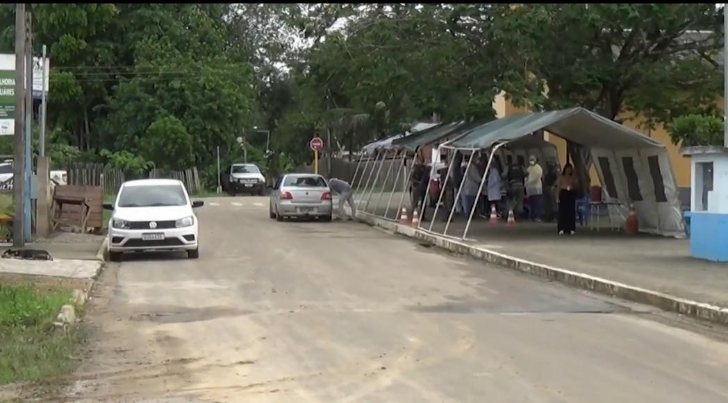 Nas últimas semanas, cerca de 2 mil pessoas chegaram a Cruzeiro do Sul e são monitoradas pela Saúde
