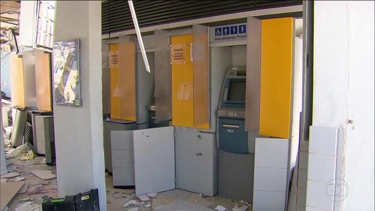 Moradores e comerciantes estão sem agências bancárias no interior de Pernambuco