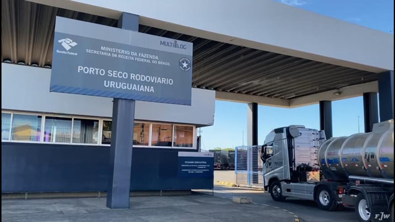 Argentina exige teste de Covid para transportadores internacionais; medida preocupa caminhoneiros do RS