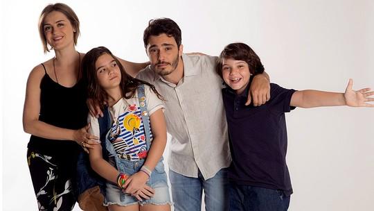 Thiago Rodrigues fará sua primeira série de TV aberta em 'A Cara do Pai'