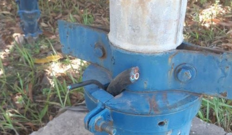 Furto de cabos de energia interrompe abastecimento de água em Imperatriz