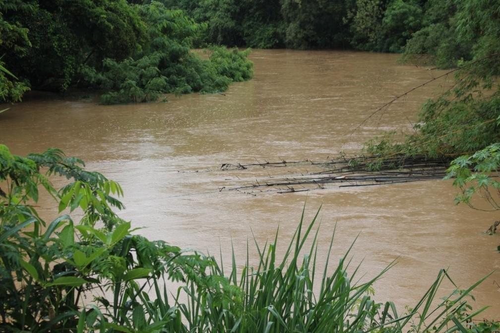 Rio Capivari  — Foto: Prefeitura de Capivari
