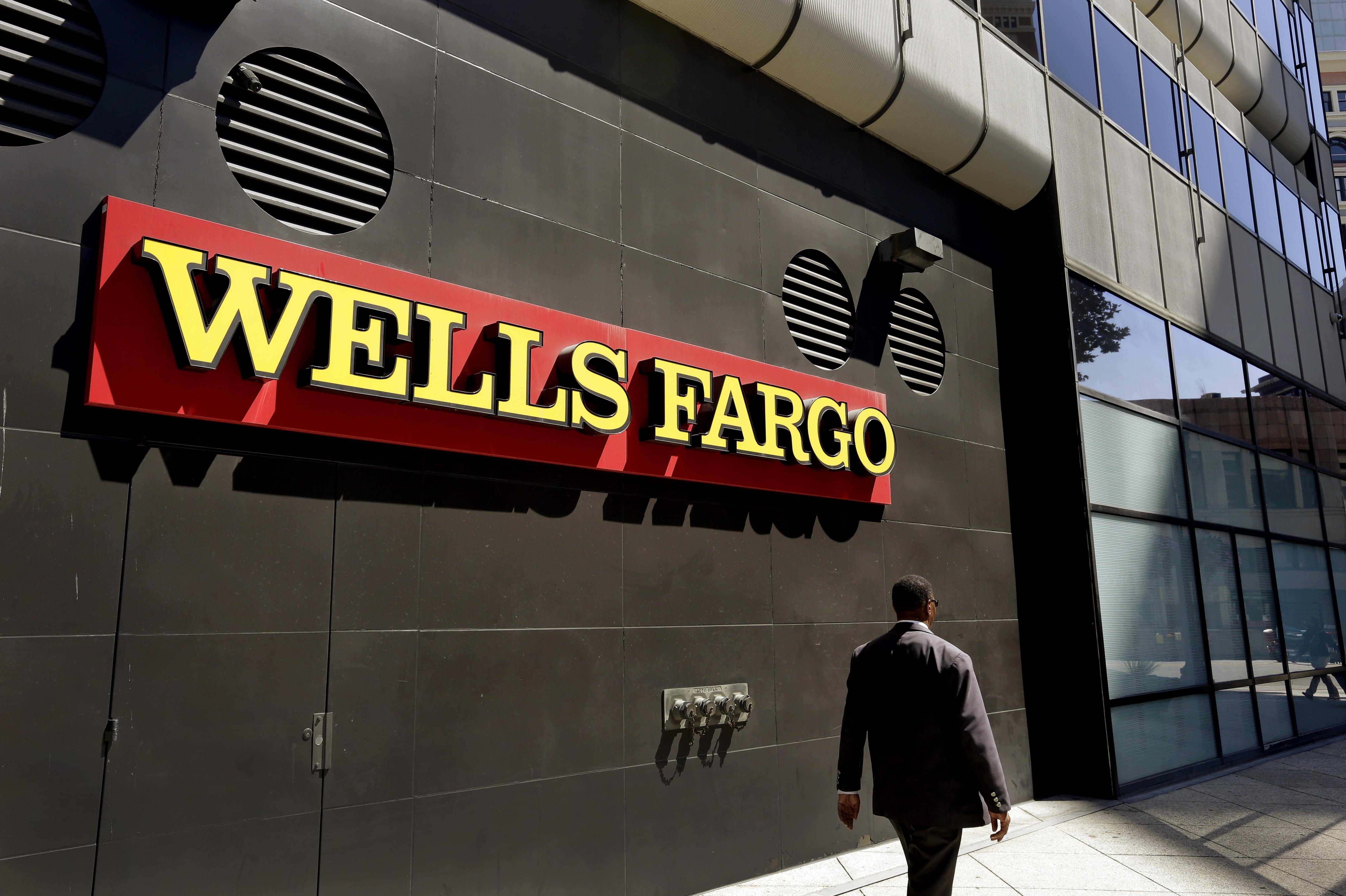 Wells Fargo planeja cortar 1 mil postos de emprego nos EUA