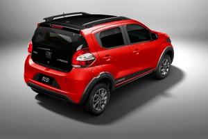 Fiat Mobi Trekking 2020