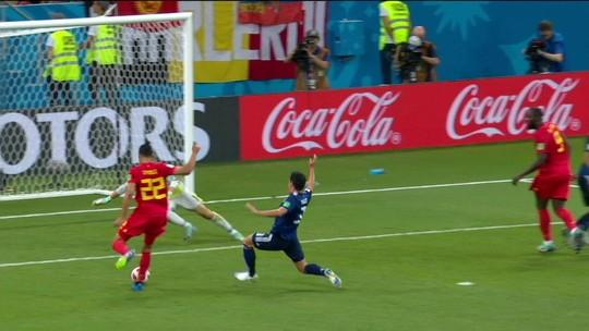 """Devastado, Nishino destaca pressão do Japão contra Bélgica: """"Foi uma tragédia"""""""