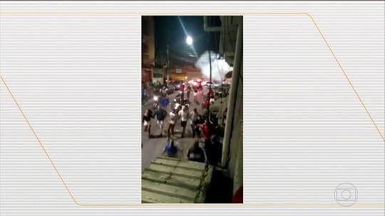 Novos vídeos mostram agressão de PMs em bailes funk de SP