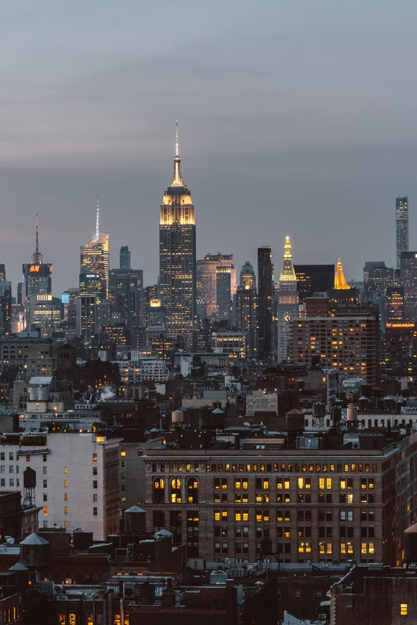Aproveite a vista da cidade... (Foto: Reprodução/Instagram)