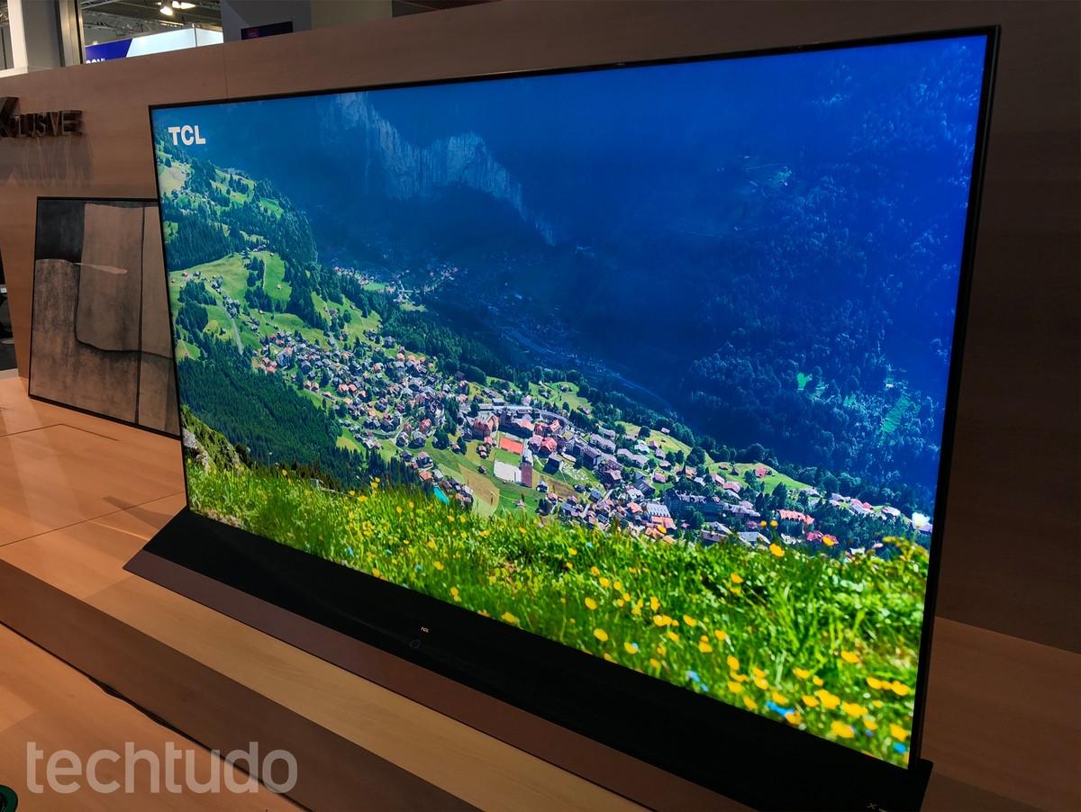 4071ce8c2 TCL anuncia que sua smart TV 8K QLED com IA chega ao Brasil em 2019 ...