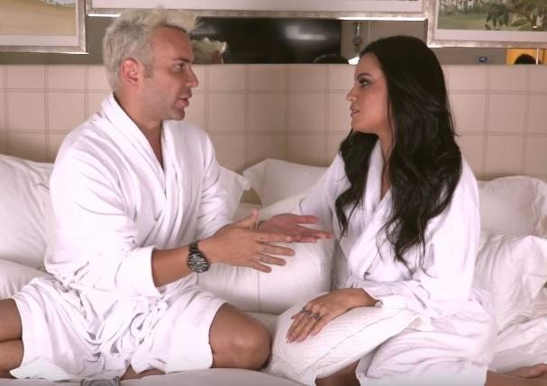 Letícia Lima fala sobre preconceito e sexualidade (Foto: Reprodução/Youtube)