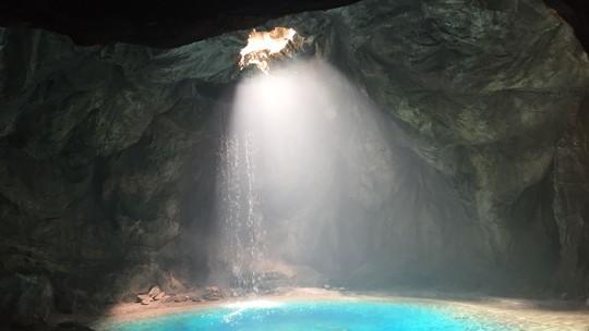Fonte mística corre risco de ser descoberta por criança de Serro Azul
