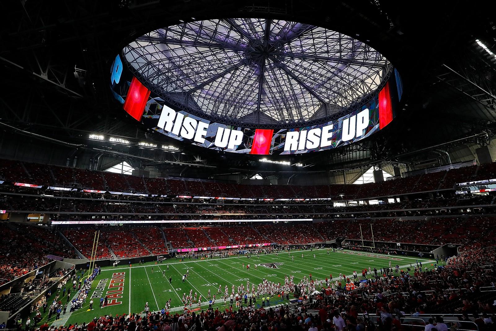 Estádio novo dos Falcons