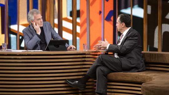 Ministro do STF Luís Roberto Barroso não acredita no parlamentarismo: 'No Brasil, é impensável'