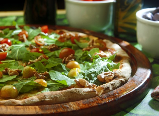 Massa de Pizza Integral Piola Fit (Foto: Divulgação)
