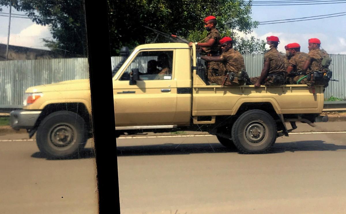 Etiópia vive tensão após morte de dezenas de pessoas em protestos contra o governo – G1