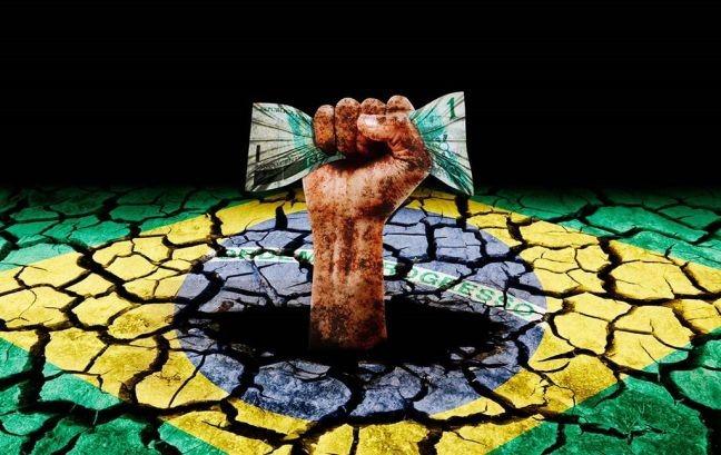 Corrupção brasileira (Foto: Arquivo Google)